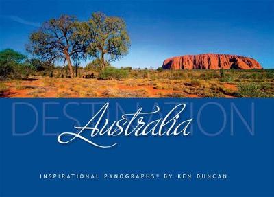 Destination Australia book