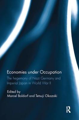 Economies under Occupation book