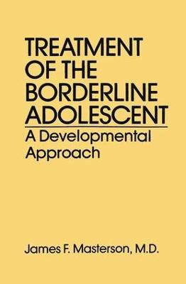 Treatment Of The Borderline Adolescent book