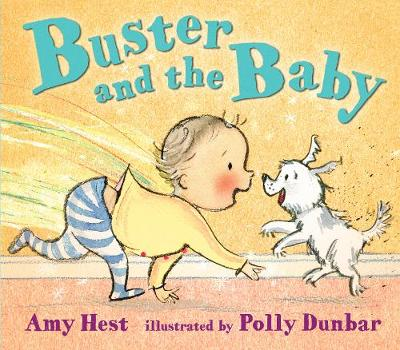 Buster and the Baby by Amy Hest