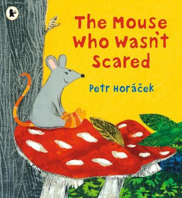 The Mouse Who Wasn't Scared book