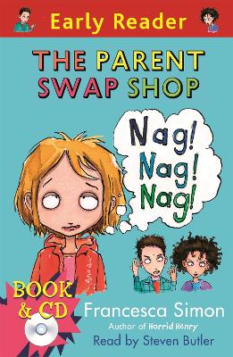 Early Reader: The Parent Swap Shop by Francesca Simon