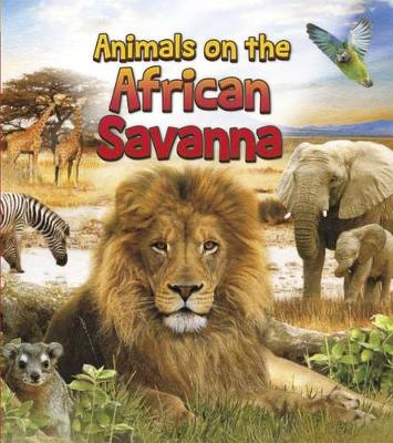 Animals on the African Savanna by Simon Mendez