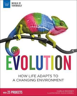 Evolution by Carla Mooney