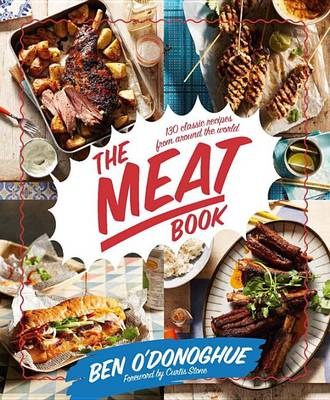 Meat Book by Ben O'Donoghue