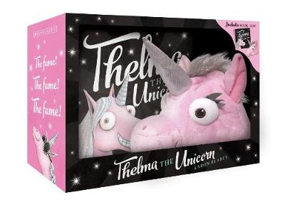 Thelma the Unicorn + Hat Boxed Set by Aaron Blabey