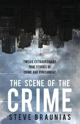 The Scene of the Crime by Steve Braunias