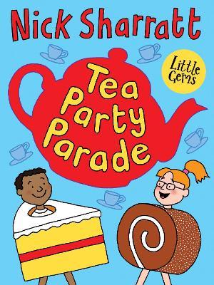 Tea Party Parade book