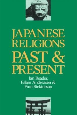 Japanese Religions by Esben Andreasen