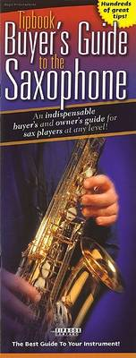 Buyer's Guide to the Saxophone book