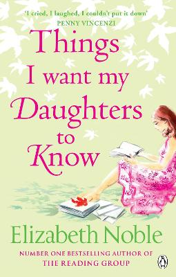 Things I Want My Daughters to Know book