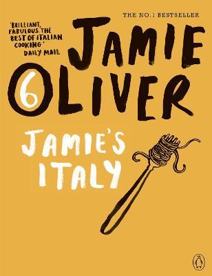 Jamie's Italy book