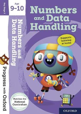 Progress with Oxford:: Numbers and Data Handling Age 9-10 book