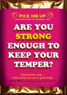 Are You Strong Enough to Keep Your Temper? by Chris Williams