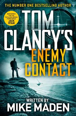 Tom Clancy's Enemy Contact book