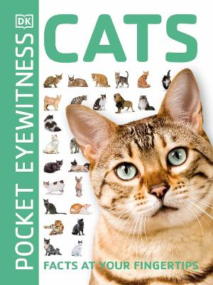 Cats: Facts at Your Fingertips by DK