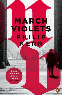 March Violets book
