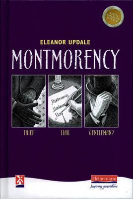 Montmorency by Eleanor Updale