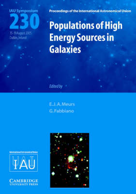 Populations of High-Energy Sources in Galaxies (IAU S230) book