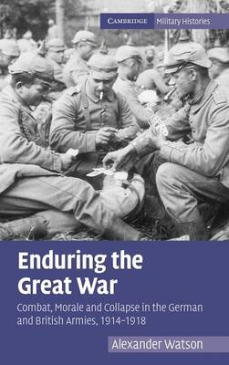 Enduring the Great War book