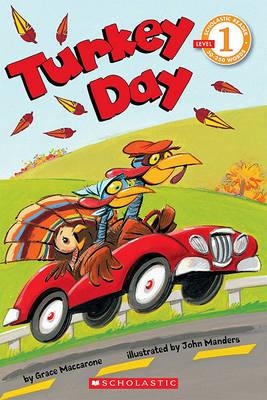 Turkey Day by Grace Maccarone