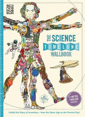 The Science Timeline Wallbook by Christopher Lloyd