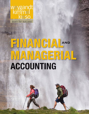 Financial and Managerial Accounting 1e + Wileyplus Registration Card by Jerry J Weygandt