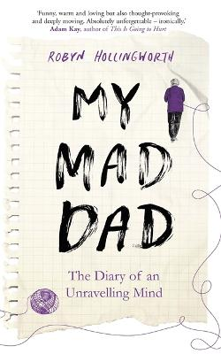 My Mad Dad book