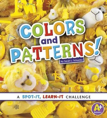 Colors and Patterns! book