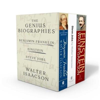 Walter Isaacson: The Genius Biographies book