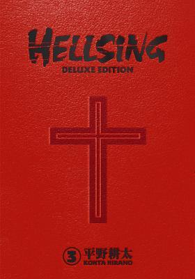 Hellsing Deluxe Volume 2 book