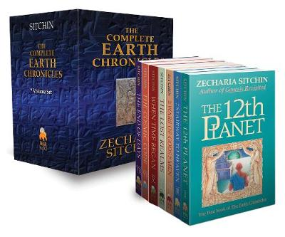Complete Earth Chronicles by Zecharia Sitchin