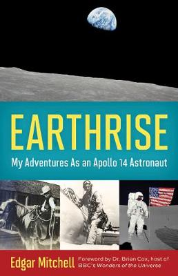 Earthrise by Dr. Edgar Mitchell