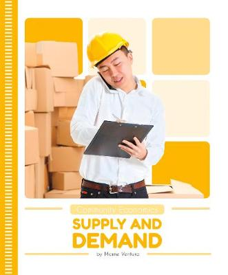 Supply and Demand by Marne Ventura