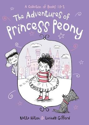 The Adventures of Princess Peony book