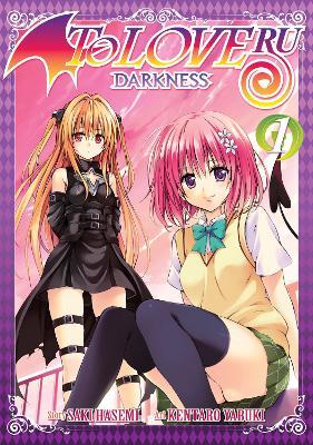 To Love Ru Darkness, Vol. 1 book