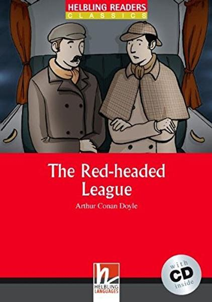 The Red-headed League (Level 2) with Audio CD book