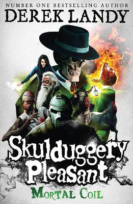 Skulduggery Pleasant #5: Mortal Coil by Derek Landy