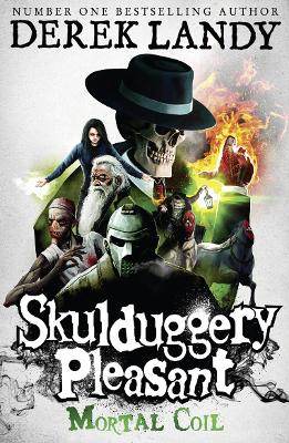 Skulduggery Pleasant #5: Mortal Coil by Derek Landy