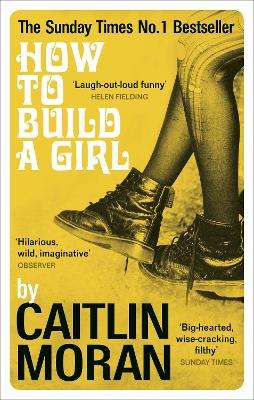 How to Build a Girl book