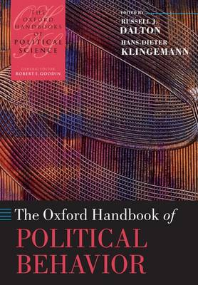 Oxford Handbook of Political Behavior book