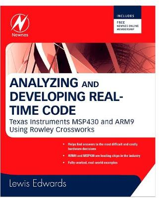 Analyzing and Developing Real-Time Code by Lewin Edwards