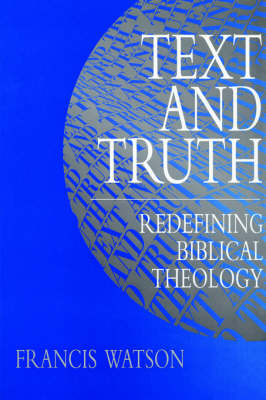 Text and Truth book