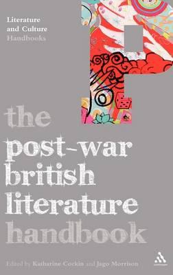 Post-War British Literature Handbook by Katharine Cockin