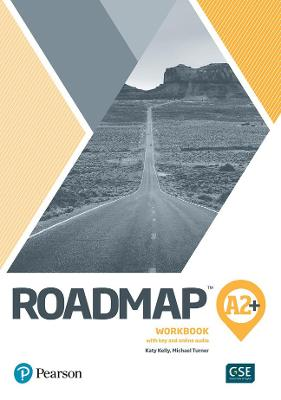 Roadmap A2+ Workbook with Digital Resources book