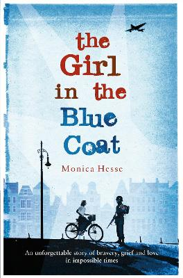 Girl in the Blue Coat by Monica Hesse