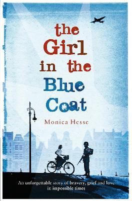Girl in the Blue Coat book