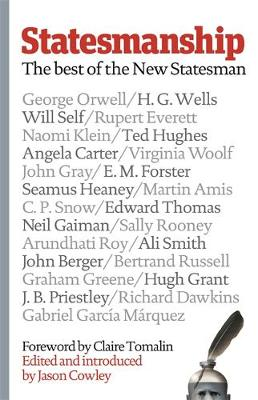 Statesmanship: The Best of the New Statesman, 1913-2019 book