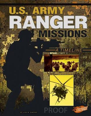 U.S. Army Ranger Missions by Lisa M Bolt Simons