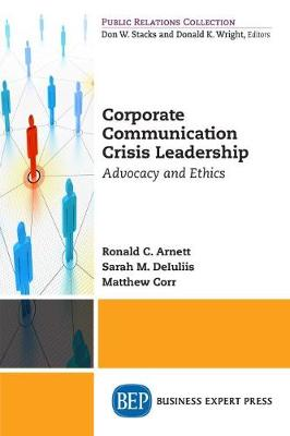 Corporate Communication Crisis Leadership book